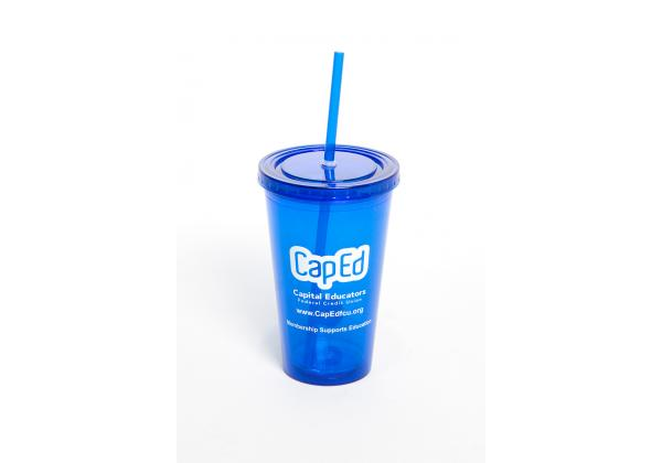 16 oz double wall acrylic tumbler